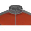 Icebreaker Oasis Ondergoed bovenlijf Heren grijs/oranje